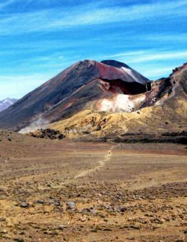 Tongariro National Park by Jay T