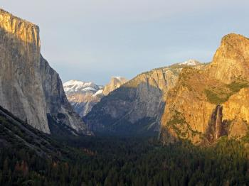 Yosemite National Park by Jay T