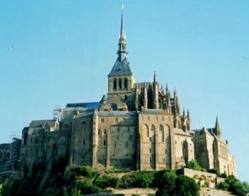 Mont-Saint-Michel by Jay T