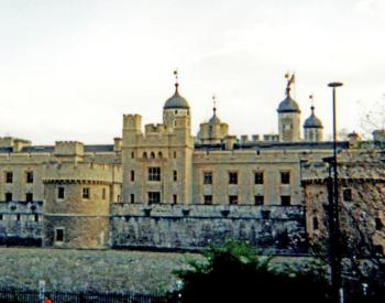 Tower of London by Jay T