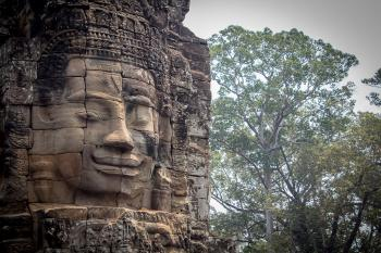 Angkor by Michael Turtle