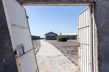 Robben Island by Michael Turtle
