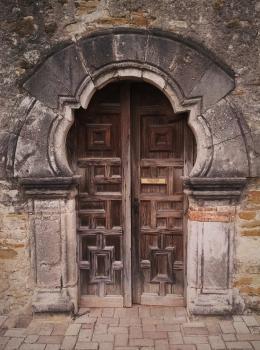 San Antonio Missions by Kyle Magnuson