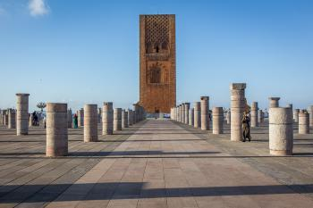 Rabat by Michael Turtle