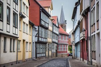 Quedlinburg by Michael Turtle