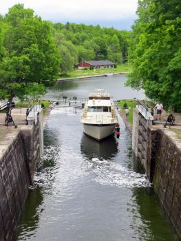 Rideau Canal by Jay T