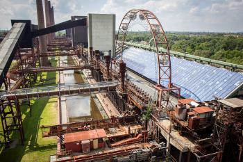 Zollverein by Michael Turtle