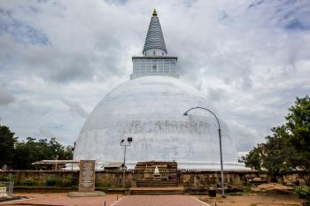 Anuradhapura by Michael Turtle