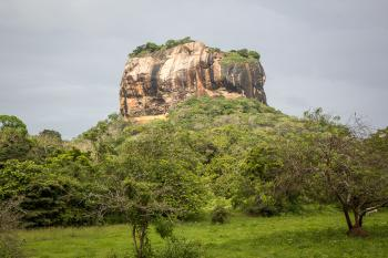 Sigiriya by Michael Turtle