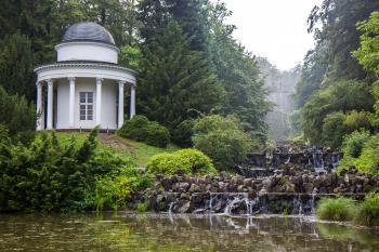Bergpark Wilhelmshöhe by Michael Turtle