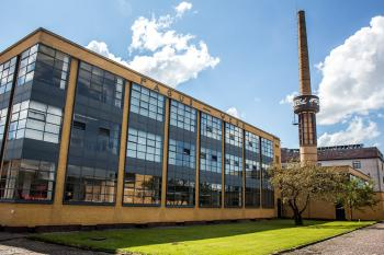 Fagus Factory by Michael Turtle