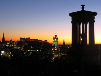 Edinburgh by Jay T