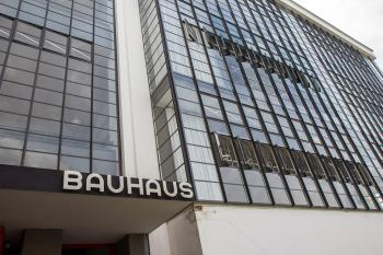 Bauhaus Sites by Michael Turtle