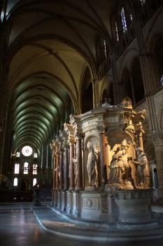 Reims by Hubert Scharnagl
