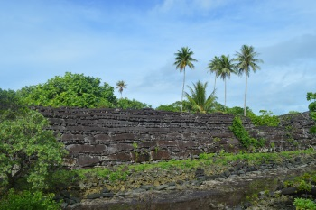 Nan Madol by Michael Novins