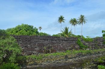 Nan Madol by Michael Novins