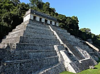 Palenque by Clyde