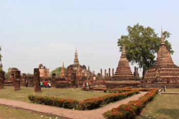 Sukhothai by Philipp Peterer