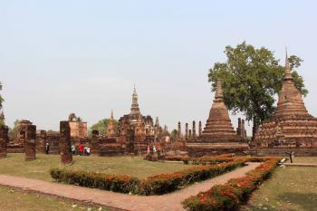 Sukhothai by Philipp Peterer