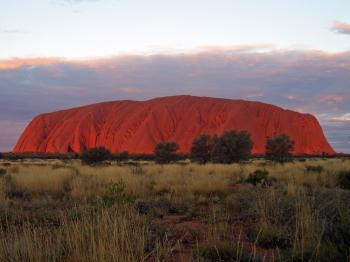 Uluru by Jay T
