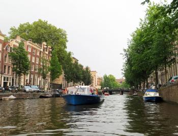 Amsterdam Canal Ring by Jay T