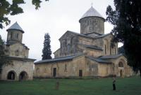 Gelati Monastery by Solivagant