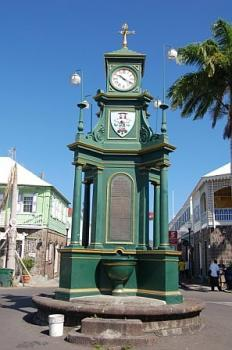 Historic zone of Basseterre (T) by Michael Novins