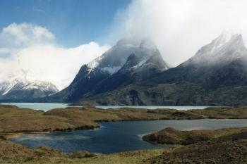 Torres del Paine and Bernardo O'Higgins National Parks, Region of Magallanes (T) by Michael Novins