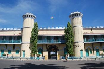 Cellular Jail, Andaman Islands (T) by Michael Novins
