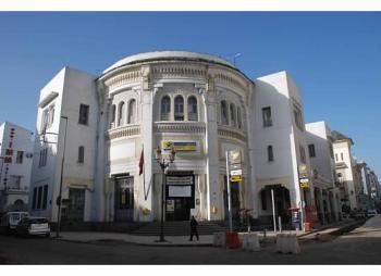 Casablanca, Ville du XXème siécle, carrefour d'influences (T) by Michael Novins