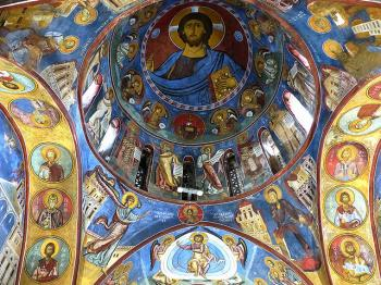 Painted Churches in the Troödos Region by Clyde