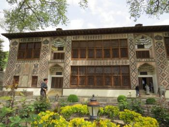 Sheki, the Khan's Palace (T) by Els Slots