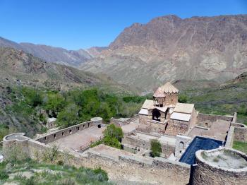 Armenian Monastic Ensembles by Solivagant