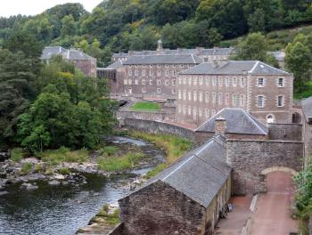 New Lanark by Jay T