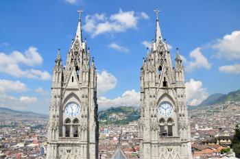 Quito by Frederik Dawson