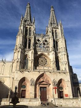 Burgos Cathedral by Clyde
