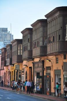 Lima by Frederik Dawson