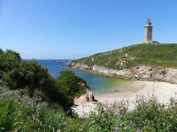 Tower of Hercules by Clyde