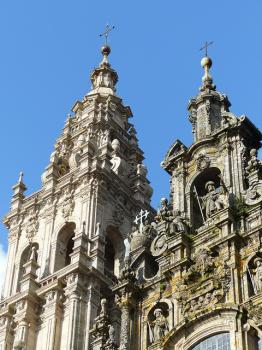 Santiago de Compostela by Clyde