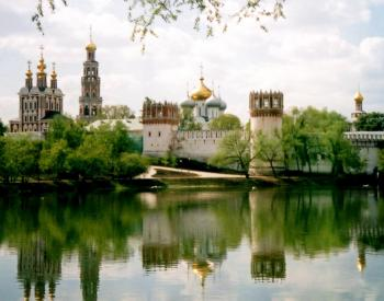 Novodevichy Convent by Jay T