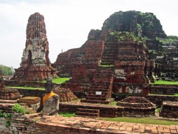 Ayutthaya by Jay T