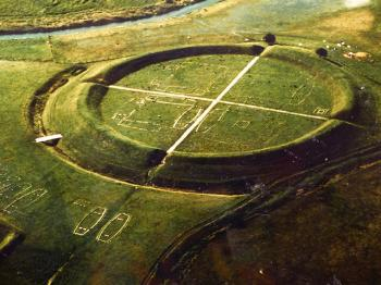 Viking Age Ring Fortresses (T) by Clyde
