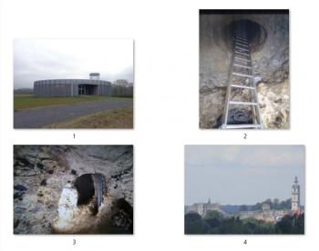Neolithic Flint Mines at Spiennes by Tsunami