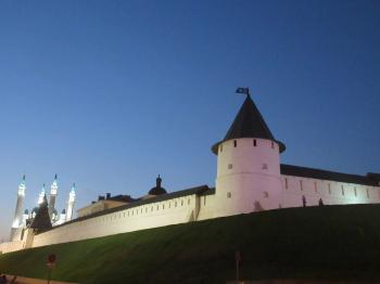 Kazan Kremlin by Wojciech Fedoruk