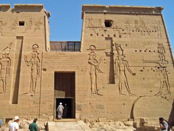 Nubian Monuments by Jay T