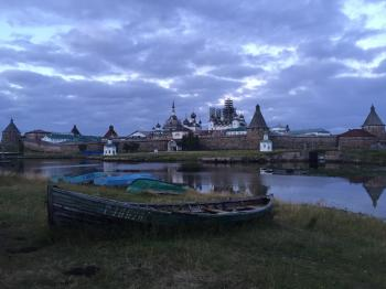 Solovetsky Islands by Alexander Barabanov