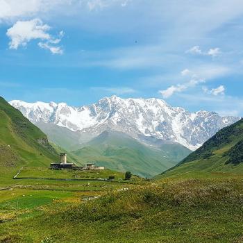 Upper Svaneti by Tony H.