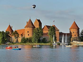 Trakai Historical National Park (T) by Clyde