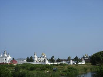 White Monuments of Vladimir and Suzdal by Wojciech Fedoruk