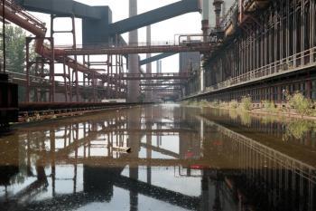 Zollverein by Kbecq